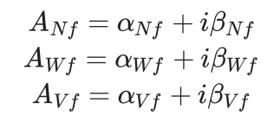 Wave sensor equation