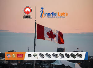 canal geomatics and inertial labs