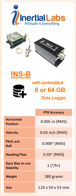 INS-B Data Sheet