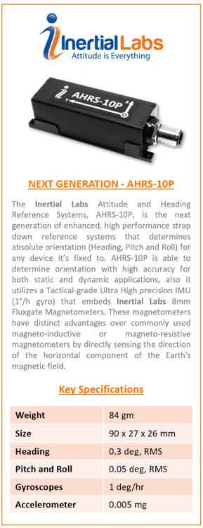 AHRS-10P Data Sheet