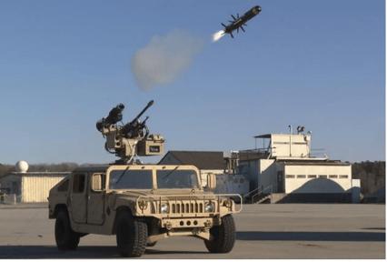 RWS Firing Missile