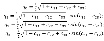 q equations