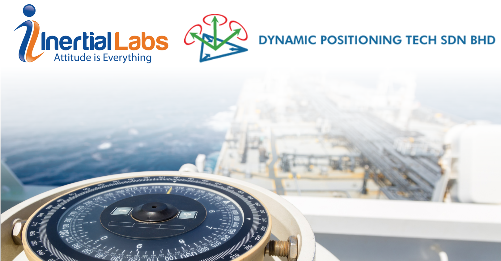 Inertial Labs and Dynamic Positioning Tech. Partnership