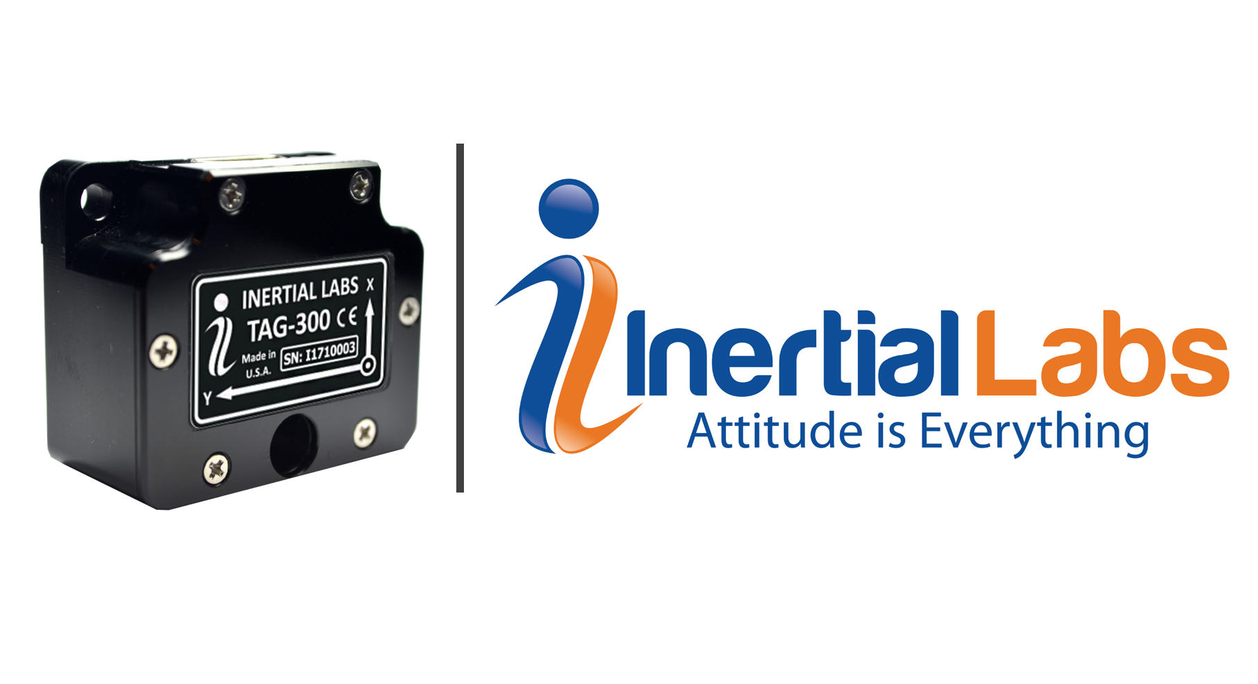 TAG-300 Release by Inertial Labs