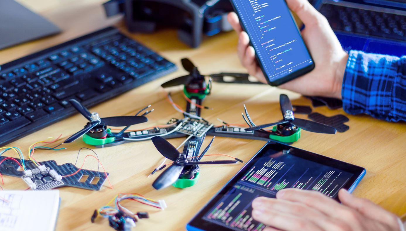 Custom Drone Integration
