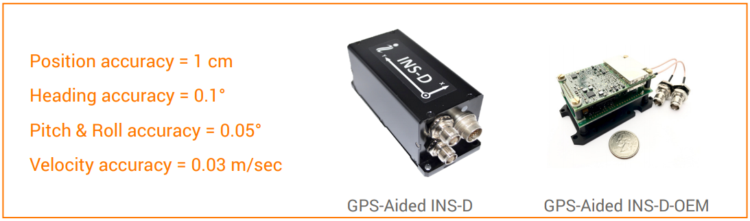 GPS-Aided INS-D