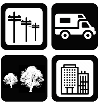 Infrastructure, Vehicle Classification, Building Inspection, and Vegetation Management